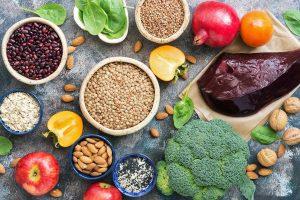 Ernährung bei Eisenmangel