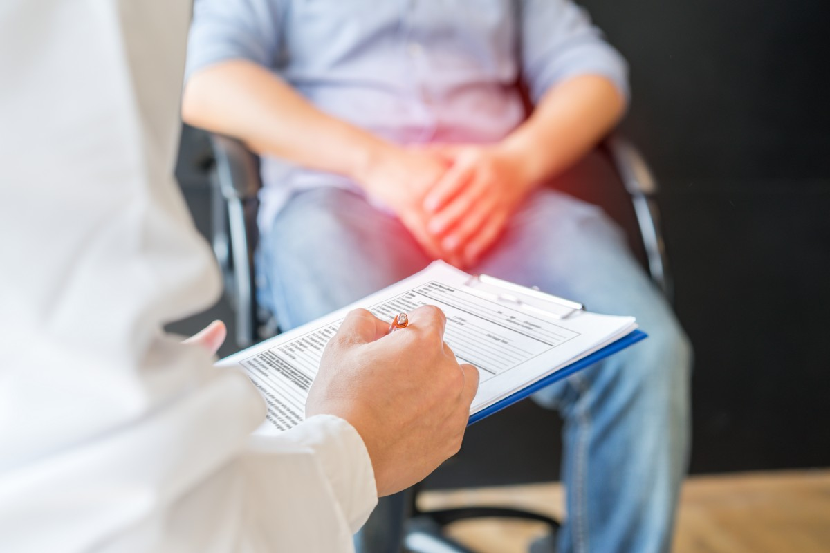 Prostatakrebs: Symptome, Risikofaktoren und Behandlung
