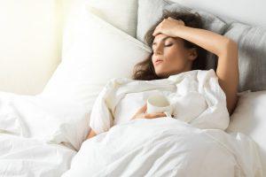 Krank wegen der Arbeit: Ursachen und Tipps