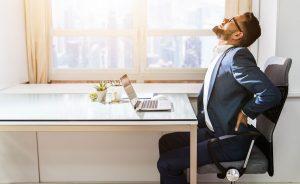 Wichtigkeit einer guten Sitzhaltung