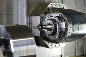 Vortritt für die Motorspindel in Werkzeugmaschinen