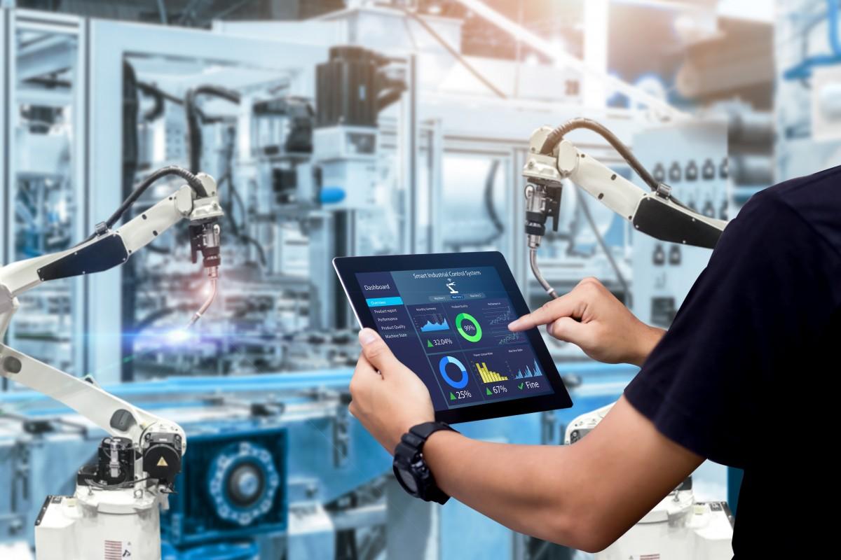 Digitalisierung in der Industrie: So lässt sich die Produktion effizienter gestalten