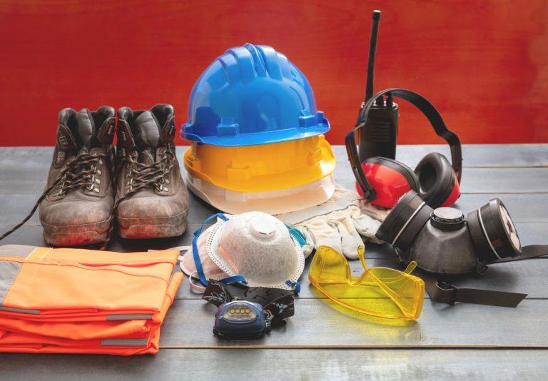 Sicherheitsschuhe auf der Baustelle? Experten sagen ja!