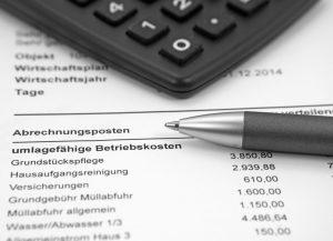 Betriebskostenabrechnung: Was ist das Abflussprinzip?