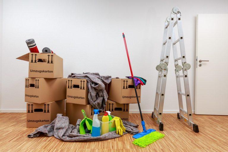 Entrümpeln - worauf ist bei einer Wohnungs- oder Haushaltsauflösung zu achten?