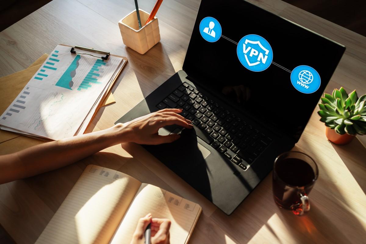 Sicher mobil arbeiten – VPN macht's möglich