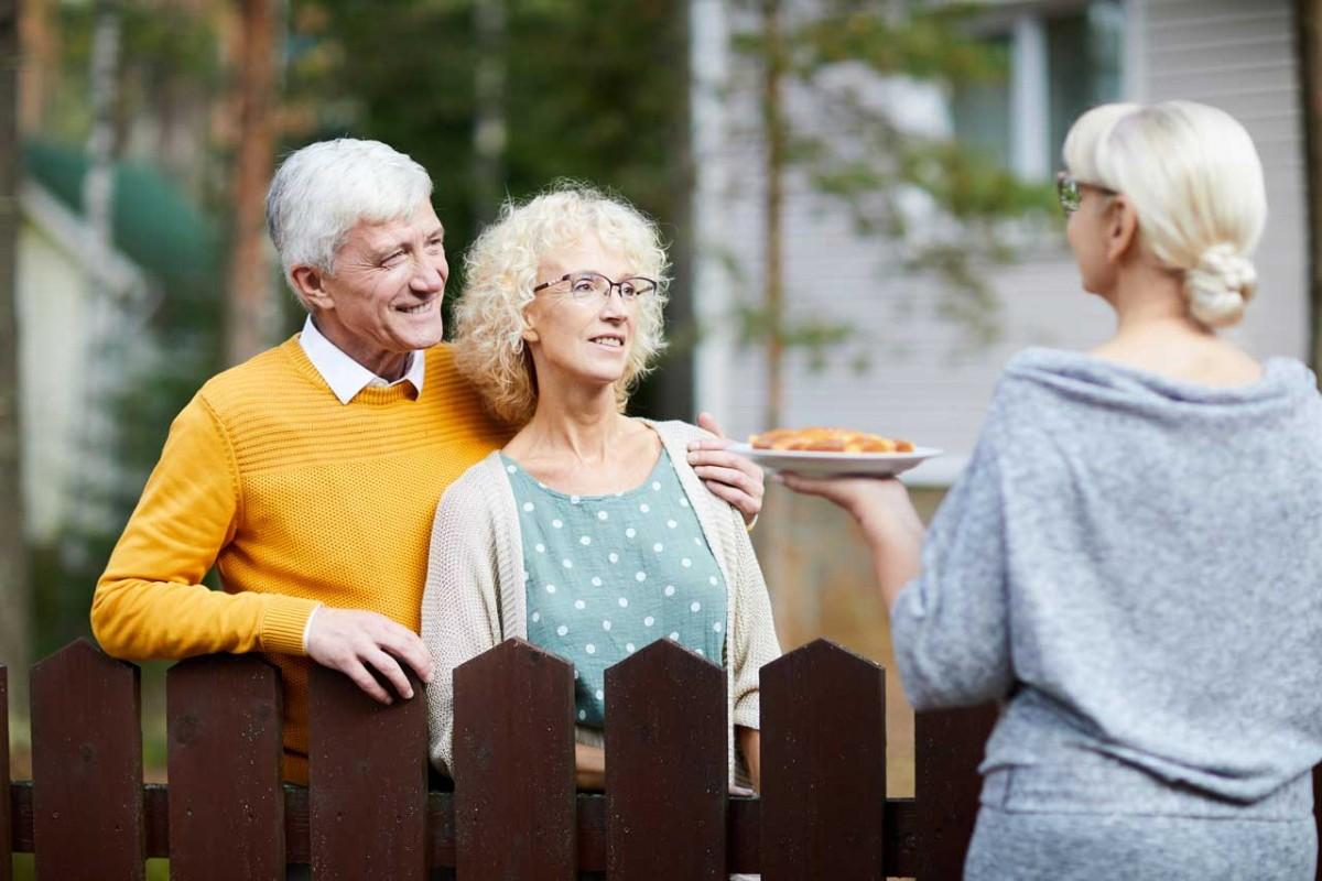Gute Nachbarschaft für mehr Wohnqualität