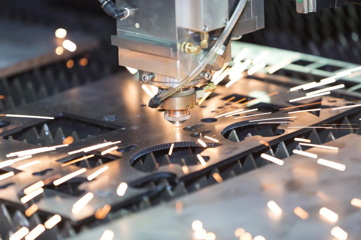 Metallverarbeitung auf dem Aufschwung