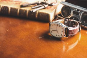 Vintage-Uhren - echte Erbstücke