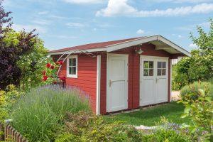 5 Gründe für ein Gartenhaus – deshalb sind Gartenhäuser so praktisch auf der heimischen Grünfläche!