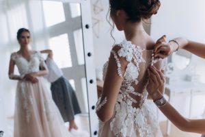 Brautmode Düsseldorf - einzigartige Designs für einen einmaligen Anlass