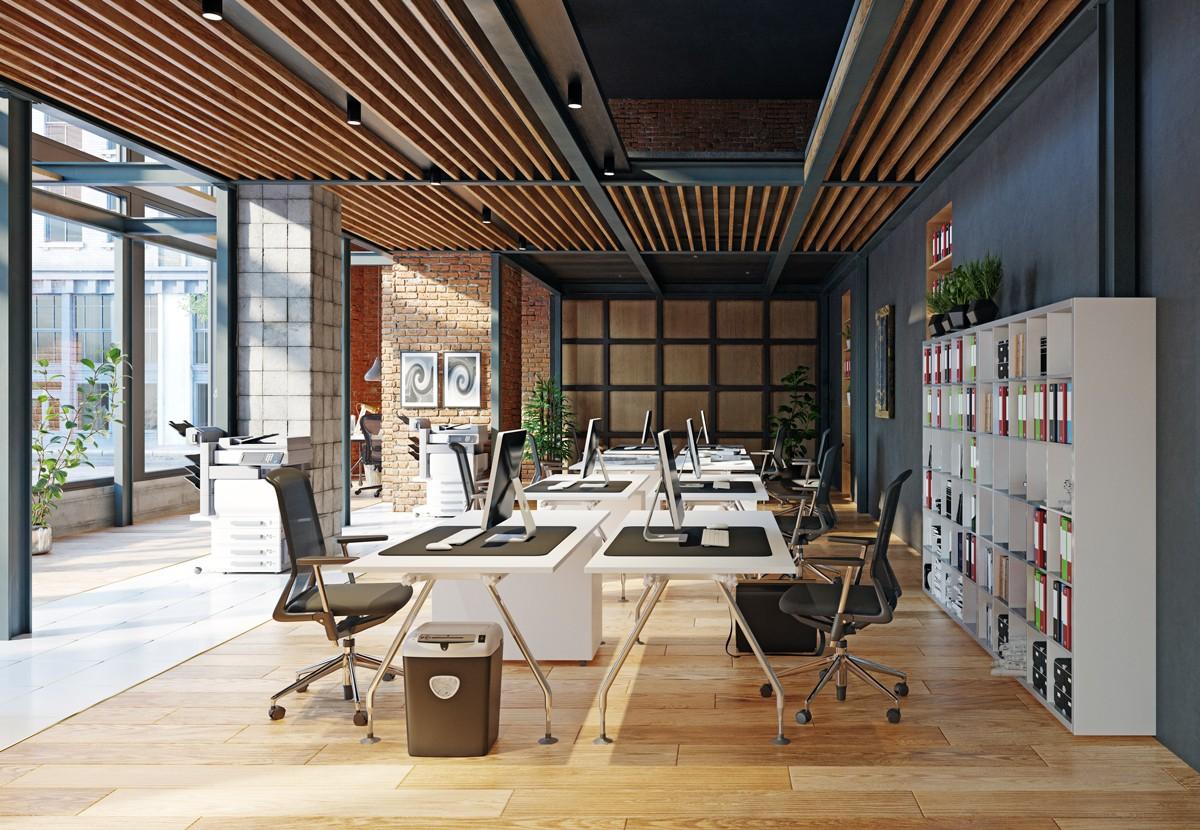 Von kahlen Wänden zum Arbeitsplatz – So richten Sie einen Büroraum ein