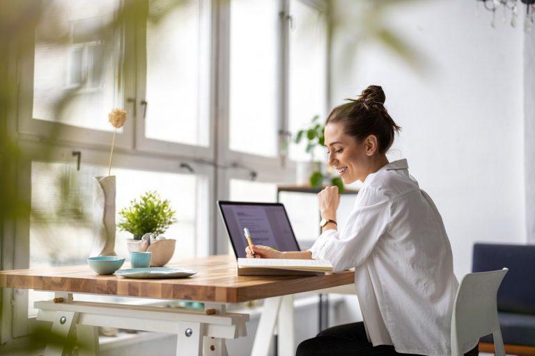 Das Arbeitspensum im Homeoffice sinnvoll einteilen