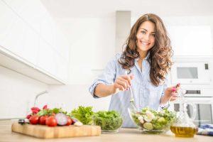 Gesünder leben mit pflanzlicher Ernährung