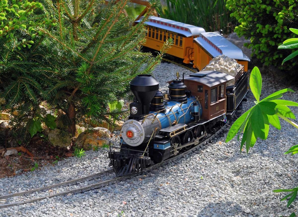 Modelleisenbahn - faszinierendes Hobby mit nostalgischem Charakter