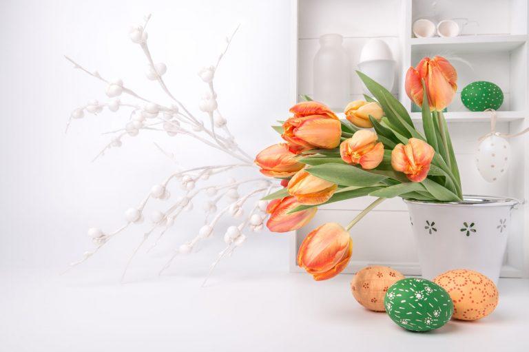 5 Ideen für die Tischdekoration zu Ostern
