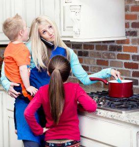 Das Eisenhower-Prinzip für die Organisation in der Familie